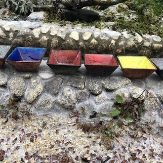 Керамические кашпо для бонсай, суккулентов, цветов
