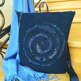 Сумка- рюкзак «Звёздное небо»