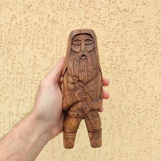 Деревянная статуэтка / Идол / Кумир «БЕЛОБОГ 2»