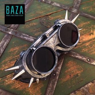 Очки-маска с откидными линзами