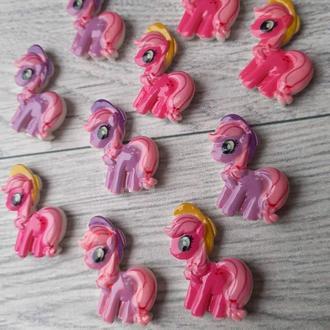 "Шармик кабошон ""My little pony"""