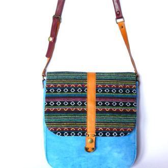 Этно сумка «Сафари 4»
