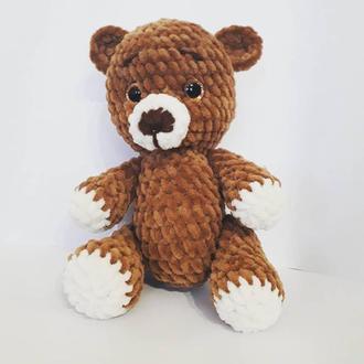 М'яка іграшка Ведмедик Тедді, новорічний подарунок