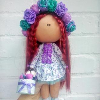 Інтер'єрна лялька по мотивам Гапчинської