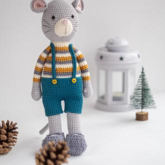 Мышка мальчик