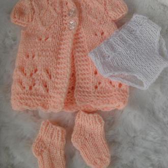 Комплект одежды для куклы 32-35 см.