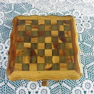 Столик шахматный миниатюрный
