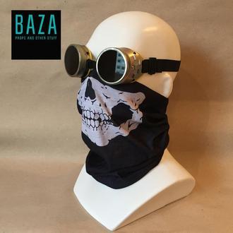 Текстильная маска «Череп»