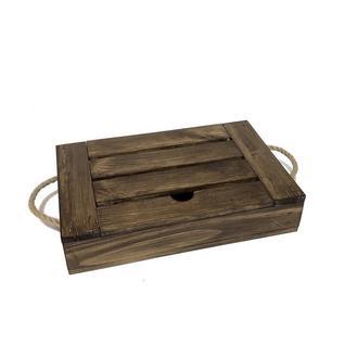Ящик с крышкой 23х35х6