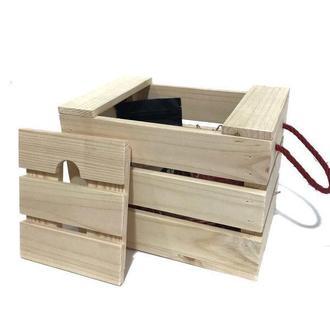 Ящик с крышкой 17х25х19