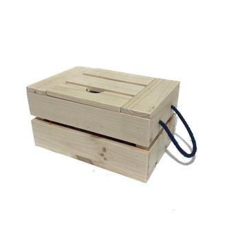 Ящик с крышкой 17х25х13