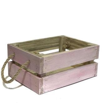 Ящичек 15х20х9 розовый