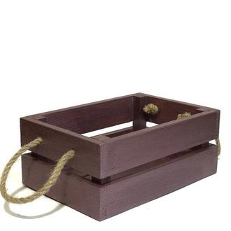 Ящик 15х20х9 марсала