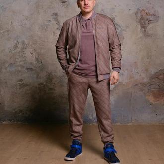 Мужской спортивный костюм, дизайнерский вариант thegentlemen (джентльмен)