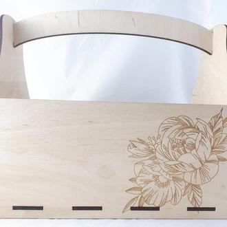 Коробка органайзер для косметики