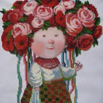 Картина Гапчинской бисер