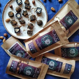Подарочный набор для приготовления шоколадных конфет и шоколада