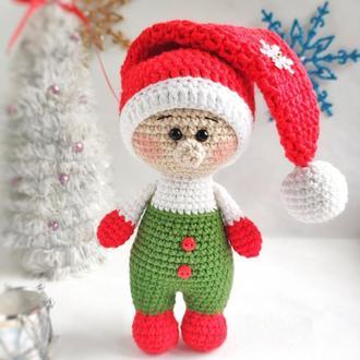 Игрушка Рождественский Гном
