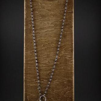 Сотуар из шпинели и серебра 925 пр.