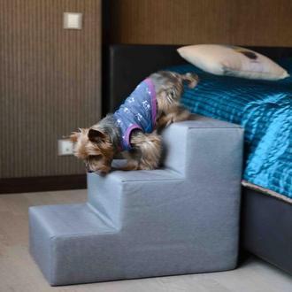 Высокая лесенка для собаки