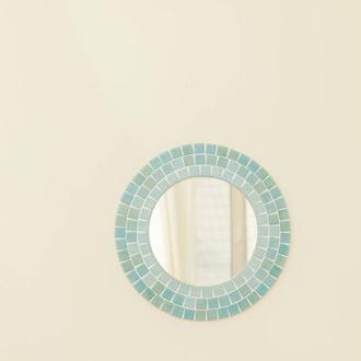 Круглое декоративное зеркало