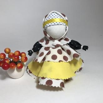 """Кукла-Мотанка """"Кукла добрых вестей"""""""