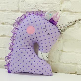радужный единорог-игрушка сплюшка-подушки игрушки-подарки для девочек