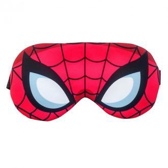 Маска для сна дизайнерская Silenta Marvel Человек паук (Spiderman)