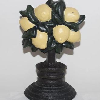 """Статуэтка """"Лимонное дерево"""" (металл, Испания)"""