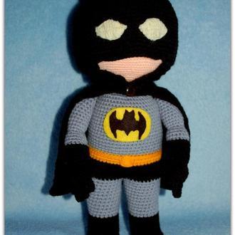 Маленький супергерой - Бэтмен