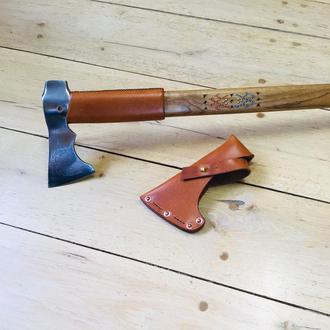 Гуцульский топорик, валашка, бартка, топор топор axe hatchet