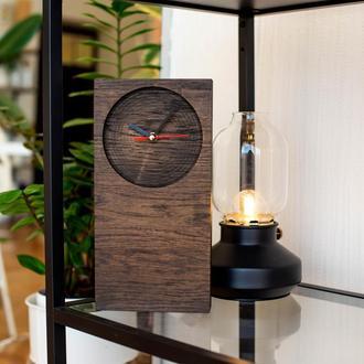 """Настільні дерев'яні годинник """"Static I"""""""