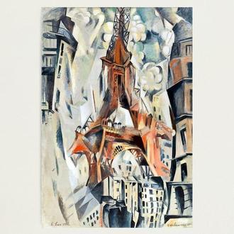 Эйфелева башня Делоне