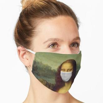 Арт маска Джоконда