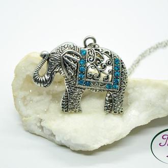 Кулон Слон подвеска Слон