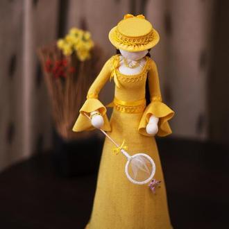 Кукла Солнечная барынька