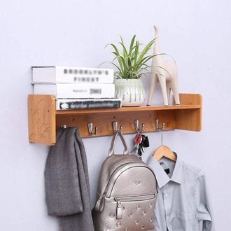 """Вешалка для одежды """"Бретон 5"""" мускат"""