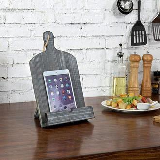 """Подставка для кулинарных книг и планшетов  """"Каренс"""" морион"""