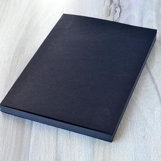 Блок для блокнота Черный