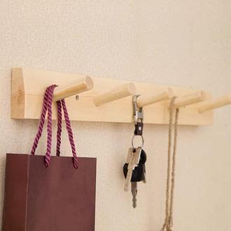 """Вішалка для сумок """"Масана 5"""" ваніль"""