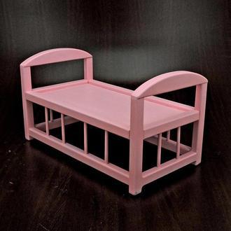 """Кровать для кукол """"Тиана"""" барби"""