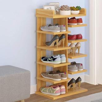 """Полка для обуви """"Ровередо 10"""" карри"""