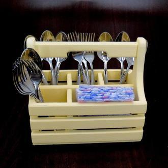 """Подставка для столовых приборов """"Райсо"""" лимонад"""