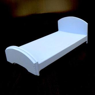 Кровать для кукол Аврора ирис