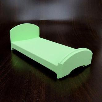 Кровать для кукол Аврора мохито