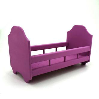 Кровать для кукол Рапунцель флокс