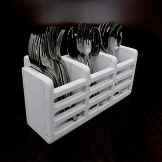 """Подставка для столовых приборов """"Салиера"""" зефир"""