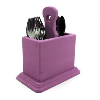 """Подставка для столовых приборов """"Торта"""" флокс"""
