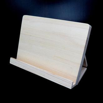 """Подставка  для кулинарных книг и планшетов """"Дарвин"""" бланже"""