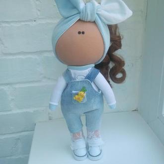 Інтер'єрна лялька Солоха